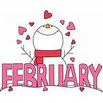 Clipart Planner Monthly Transparent Welcome Webstockreview February