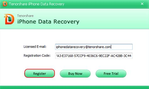 iphone data recovery tenorshare iphone data recovery 2 4 0 1 all products