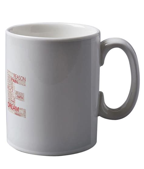 artifa life typography coffee mug buy online at best price in india snapdeal