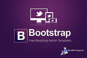 Free bootstrap admin templates - thesoftwareguy