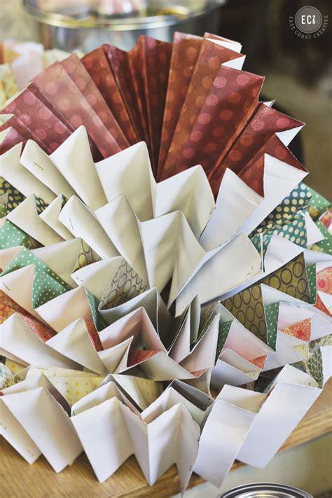 Paper Pinwheel Bridesmaid Bouquets