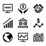Icon Trade Icons Transparent Crytocurrency Finance Svg