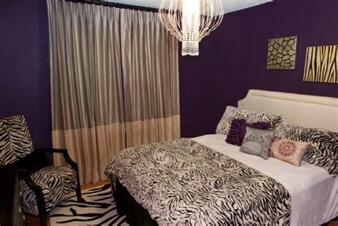 Bedroom Decorating Ideas Zebra Print  Home Delightful