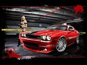 Dodge Challenger iPhone Wallpaper - WallpaperSafari