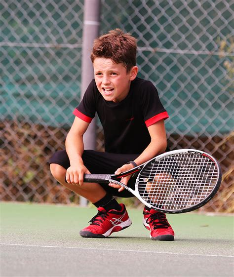 Jake Boys Tennis Outfit - Designer Junior Tennis Apparel | Zoe Alexander