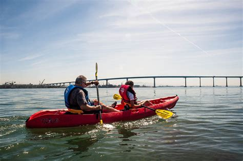 Seaforth Boat Rentals Downtown by Killer Kayaking In San Diego Guide 10 Breathtaking