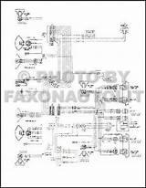 1971 Chevelle Wiring Diagram Manual Reprint Malibu Ss El Camino