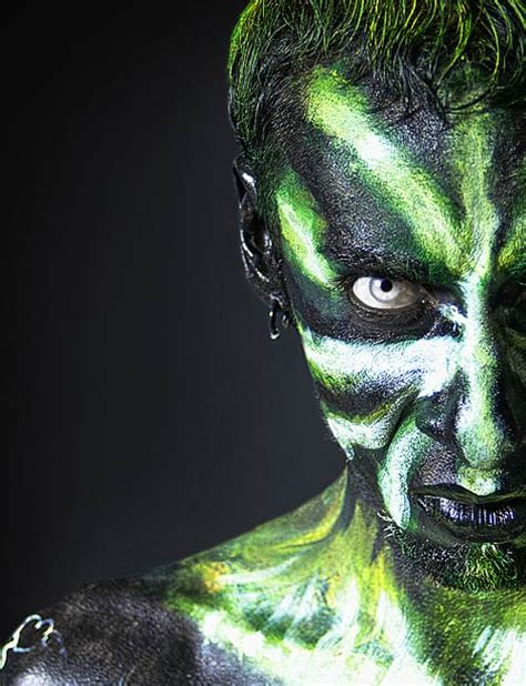 inspiration face painting ideas freshdesignweb