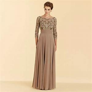 2016 winter lamoonsa elegant champagne appliques crystals With mother of the groom dresses for winter wedding