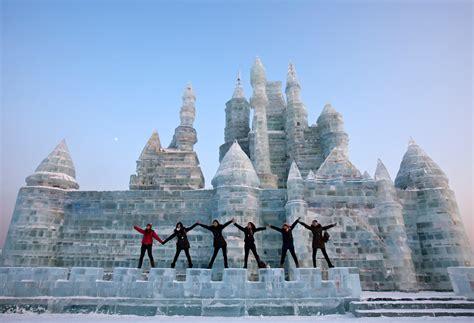 harbin international ice  snow festival