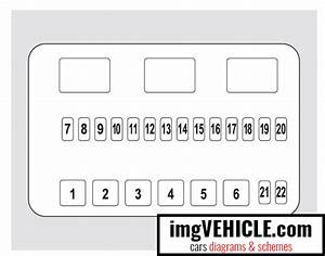Honda Pilot Ii Fuse Box Diagrams  U0026 Schemes