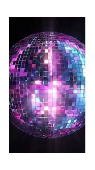 Animated Looping Disco Ball With Alpha. Stock Footage ...
