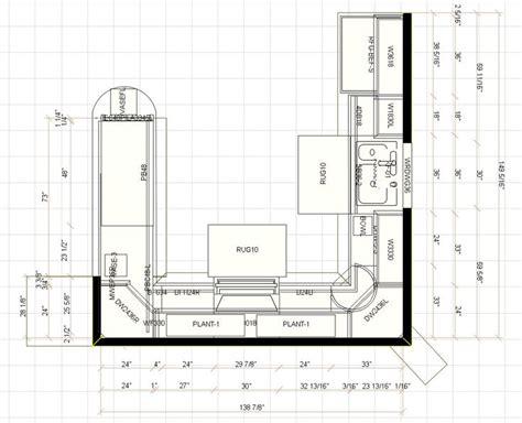 12x12 kitchen floor plans 38 best kitchen floor plans images on kitchen 3804