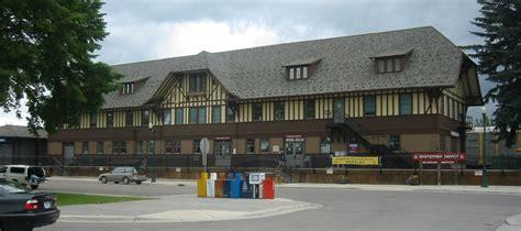 Whitefish station - Wikipedia