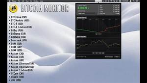 Bitcoin Monitor X For Mac Free Download Review Latest