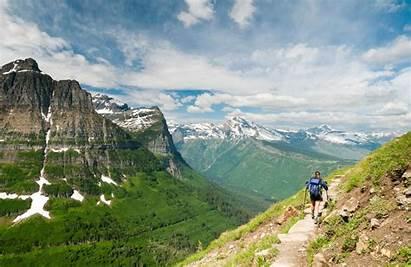 National Hikes Park Parks Hiking Hike Glacier