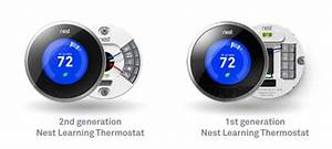 Nest Thermostat  A Warm Addition To Your Nest
