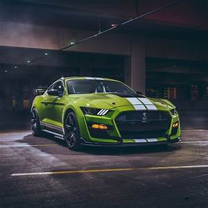 2048x2048 Green Ford Mustang Shelby GT500 Ipad Air HD 4k Wallpapers, Images, Backgrounds, Photos ...