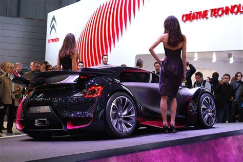 Geneva Motor Show Citroen Survolt Bridges The Divide