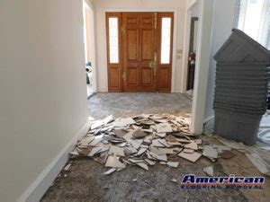 fort worth tx best dust free tile removal company