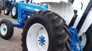 Maquinaria Agricola Industrial  Tractor Ford 6600 Con