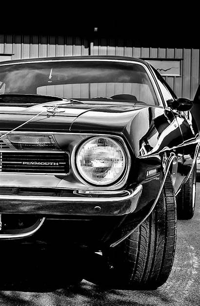 Muscle Cars 60s American Gentleman Outlaw Challenger