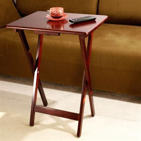 Table Pliante D Appoint Table D Appoint Pliante D 233 Coration Maison D 233 Coration