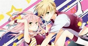 Cross Dressing Idol Romance Manga Buddy Go Gets TV Anime