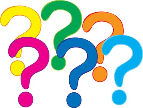 Image result for Question Mark Clip Art