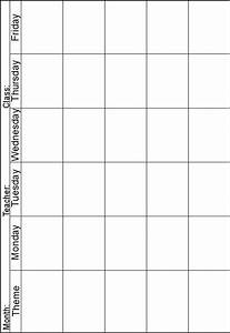 Print A Blank Calendar The Daycare Lady Your Personal Online Coach