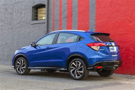 2019 Honda Hrv Arrives In Us Showrooms With $20,520