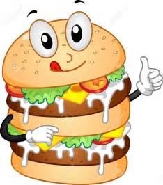 Burger Cartoon Clip Art