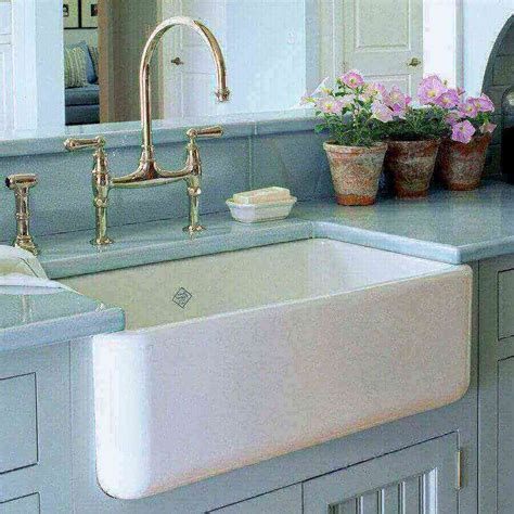 rohl shaws lancaster  rc apron front sink bliss