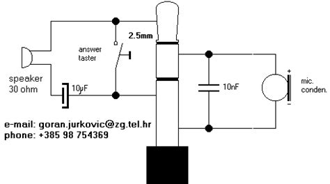 4 Pin Handset Wiring Diagram by Mobile World Nokia Headset Hdb 5 Connector