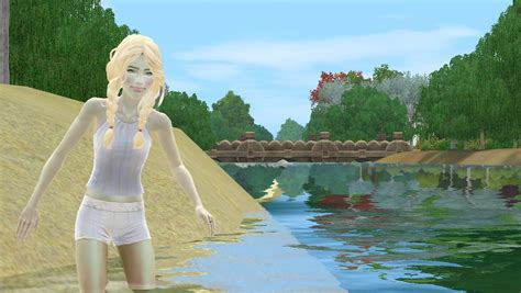 Sims 3 Lighting Mod by My Sims 3 Brighter Realm Lighting Mod By Brnt Waffles