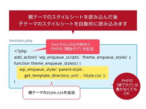get template directory uri ノンプログラマーのためのカンタンテーマ作成入門 子テーマで のテーマをつくろう