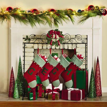 images  christmas stocking holder stand