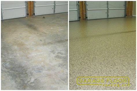 garage floor paint montreal garagefloorcoating ca home before after