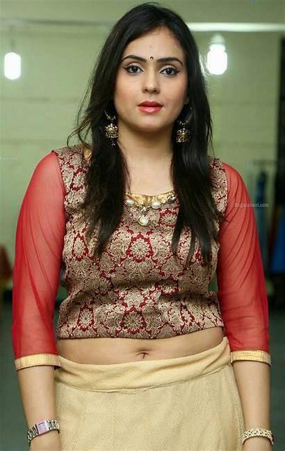 Bhabhi Indian Saree Telugu Navel Models Heroine