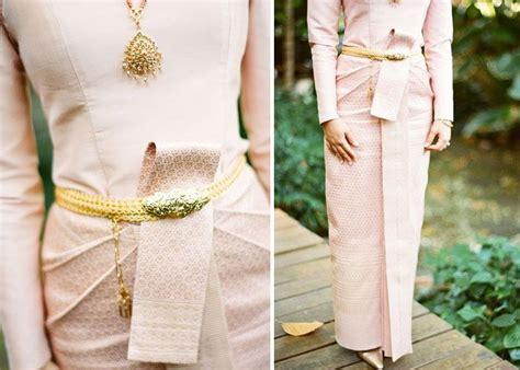 17 Best Ideas About Thai Wedding Dress On Pinterest