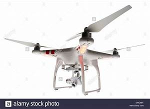 DJI Phantom drone. Aerial video capture. Flying machine ...