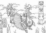 American Native Symbols Coloring Pages Getcolorings Printable Symb sketch template