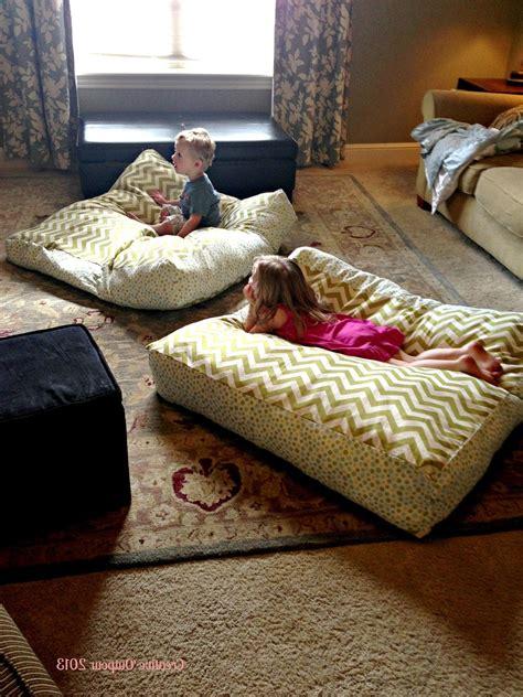 ideas  large living room floor pillows