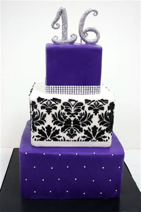 sweet  cakes nj glitter custom cakes
