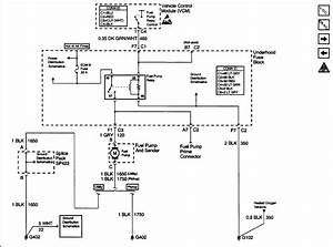 2000 Blazer Fuel Pump Wiring Diagram  2000 Chevrolet