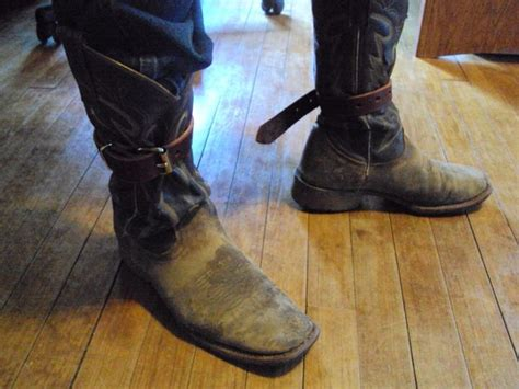 Bull Riding Boot Straps Bareback Riding Rodeo Gear Rocking