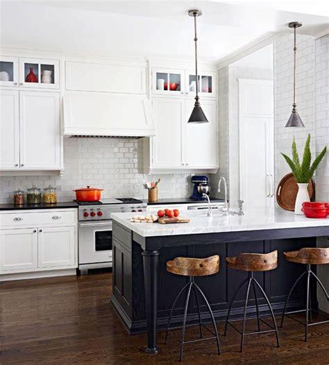 kitchen island with breakfast bar navy blue kitchen islands or trendy