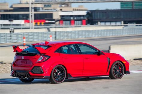 2017-2018 Honda Civic Type R Turbo Review Of Specs / R&d