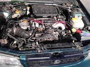 Subaru Impreza Gt Turbo 1998 Rhd 211cv  Sin Documentacion