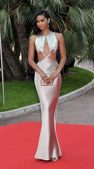 CHANEL IMAN at World Music Awards in Monte Carlo – HawtCelebs